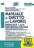 Manuale di diritto del lavoro, sindacale e della previdenza sociale. Con espansione online