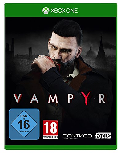 Vampyr - [Xbox One] (Video-spiel-xbox One)