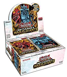 Konami Battle Pack 2 - War of Giants - Display - Deutsch (36 Booster)