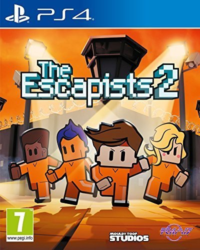 The Escapists 2 Ps4- Playstation 4
