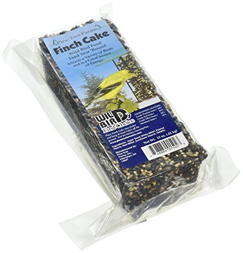 Finch 16 (16 oz. Finch Seed Cake)