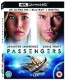 Passengers (4K Ultra HD Blu-ray + Blu-ray) [2017]