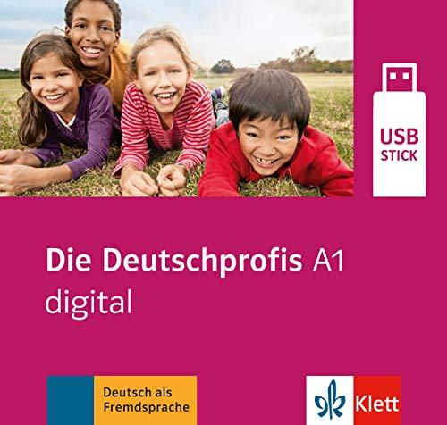 Die Deutschprofis A1. Digital USB