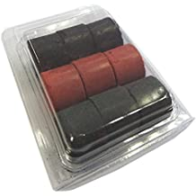PASTILLAS DE HUMO DE COLORES (Envase con 3 pastillas de cada Color ROJO, VERDE