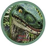 Tortenaufleger Dinosaurier 01