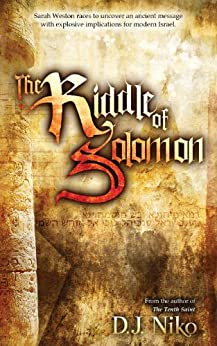 The Riddle of Solomon (Sarah Weston Chronicles Book 2) by [Niko, D J]