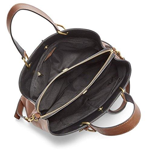 da9c8e981c26d ... Fossil Damen Damentasche   Lane Satchel Tornistertasche