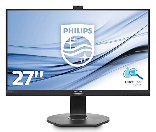 Philips 27-Inch Brilliance 4K UHD LCD Monitor with P Line PowerSensor