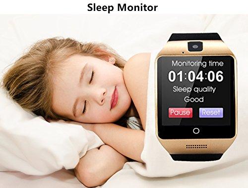 SEPVER Reloj Inteligente Smartwatch para iOS iPhone y Android Hombres Mujeres