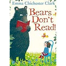 Bears Don't Read!