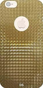 Dragon Shield' Apple Iphone 7 Plus GOLD Back Cover ( Diamond Cover )