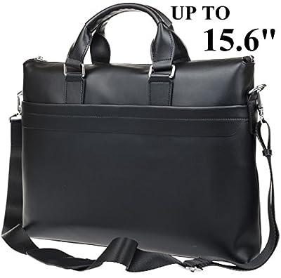Cuir sacoche pour ordinateur portable