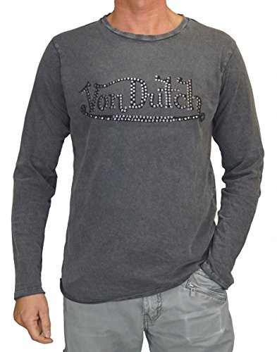 von-dutch-t-shirt-nero-m