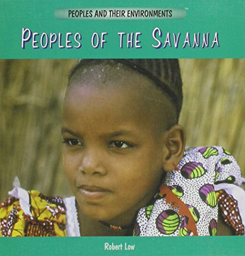 Kostüm Gruppen Von Drei Für - Peoples of the Savanna (Peoples and Their Environments)