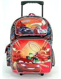 Sac à dos enfant Disney Cars écolle des garçons 46 x 34 x 21 cm