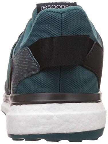 adidas Response 3 M, Chaussures de Running Entrainement Homme Vert - Verde (Vertec / Vertec / Negbas)