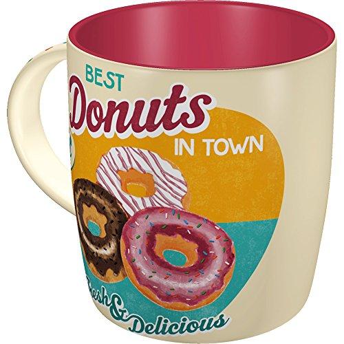 Nostalgic-Art 43015 USA - Donuts, Tasse (Usa Donut)
