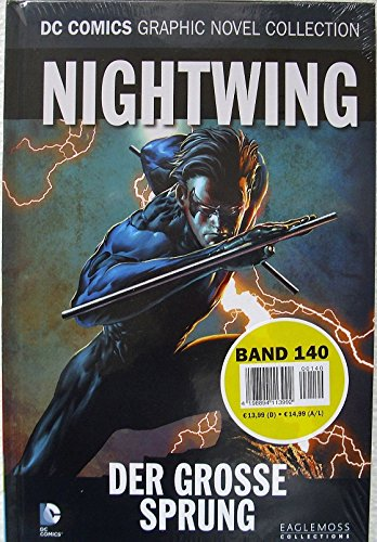 DC Comics Graphic Novel Collection 140: Nightwing - Der große Sprung