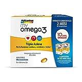 Multicentrum My Omega 3 Tripla Azione Integratore Alimentare...