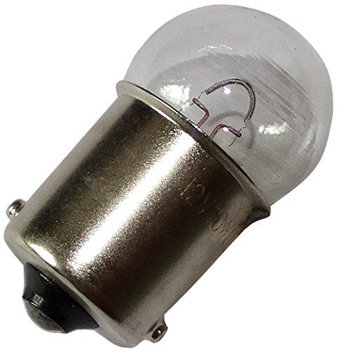Aerzetix: 10 ampoules 12V 10W R10W BA15S