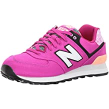 New Balance Womens 574 Art School Mesh Trainers