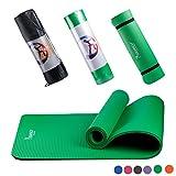 Syourself NBR Tappetino da Yoga-183cmx61cmx 1cm-Antiscivolo,...