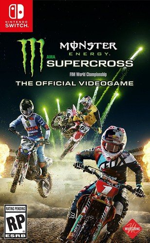 Monster Energy Supercross NSW 51lImAGJAnL