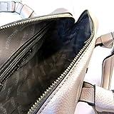 Georges Rech P2894 - Kreativer beutel graues metall - 27x18.5x13.5 cm.