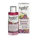 Gesundheitsbad Muskel & Gelenke 100 ml, Wachholder-Wintergrünöl Dresdner Essenz Badezusatz Aromabad Sportbad