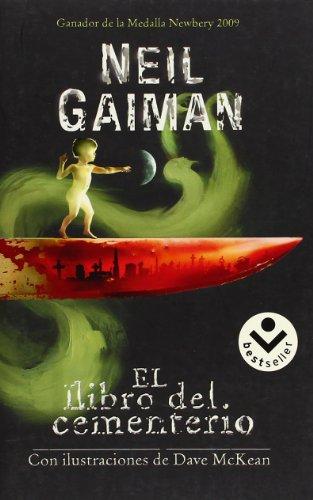 El libro del cementerio (Bestseller (roca)) por Neil Gaiman