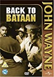 Back to Bataan (John Wayne) [DVD]