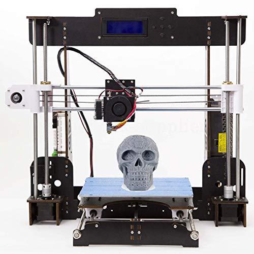 Imprimante 3D A8 (Y8) de Bureau DIY Imprimante 3D Auto-assemblable Kit Prusa i3 Imprimantes 3D de...