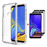 FHXD Compatible with Xiaomi Mi 9 Case Transparent TPU