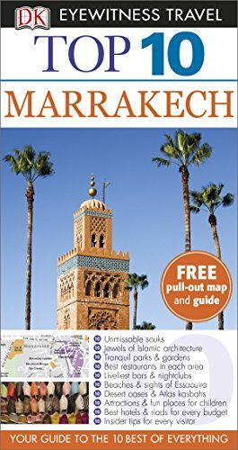 DK Eyewitness Top 10 Travel Guide: Marrakech by Andrew Humphreys (2014-05-01)