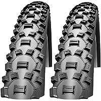 "Schwalbe Nobby Nic Lot de 2 pneus pour VTT 26"" x 2,1"""