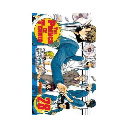 [The Prince of Tennis: v. 28] (By: Takeshi Konomi) [published: September, 2011]