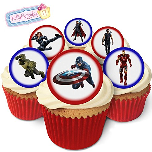bare Kuchendekorationen: The Avengers ()