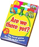 Paul Lamond are We There Yet Travel Edition Card Game