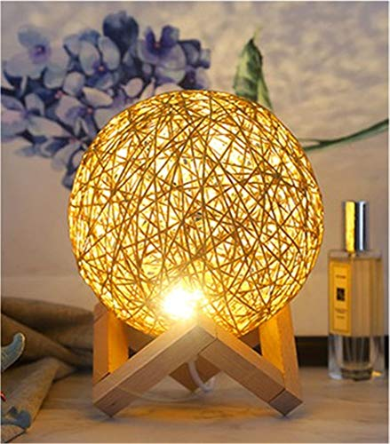 Star Lamp Projector, Rotating Star Moon Sky Projector, Romantic Baby Room Lamp,Valentine's Day Gift Dimmable Function, Ideal Gift for Kids and Children