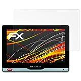 atFoliX Folie für Becker Revo.1/Revo.2 Displayschutzfolie - 3 x FX-Antireflex-HD hochauflösende entspiegelnde Schutzfolie