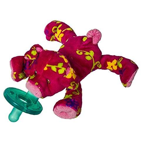 Mary Meyer 41930Pigtail Pig Wubbanub Peluche sucette et bébé