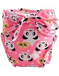 Couches de natation de bébé réglables réutilisables Nappes de bébé Coupe de natation étanches de bébé, # 03