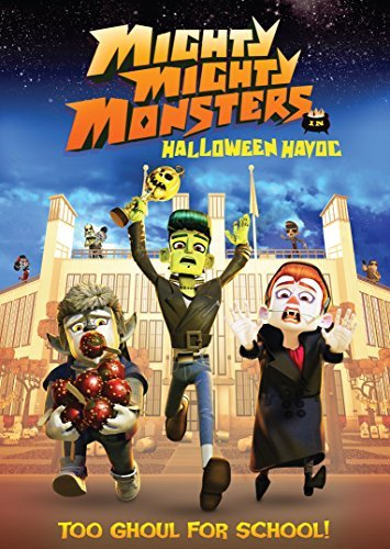 Mighty Mighty Monsters - Halloween Havoc by Kendra Anderson (voice)