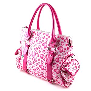 Yippydada Amore Baby Changing Bag (Pink) by Yippydada