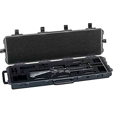 Pelican Storm Cases iM3300 w Case/Cover in schiuma per M16-472PWCM16BLK,