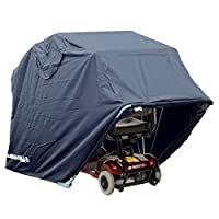 Armadillo Waterproof Outdoor Mobility Scooter Cover Shelter Wheelchair Storage