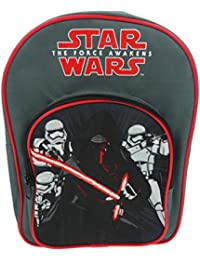 Star Wars Official Childrens/Kids The Force Awakens Elite Squad Twin Pocket Backpack