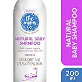 Best Shampoo For Babies - The Moms Co. Tear-Free Natural Baby Shampoo Review