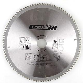 Kreissägeblatt 250mmx100T für Aluminium Kunststoff NE-Metalle Sägeblatt