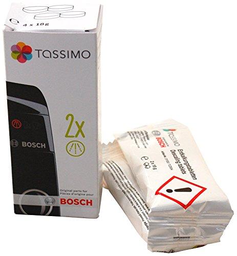 Preisvergleich Produktbild Bosch Tassimo Entkalker Tabletten Kaffeemaschine Maschine Espresso von TCZ6004